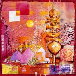 Tribu des Koghis (50x50)
