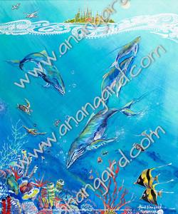 L'ivresse aquatique (51x61)