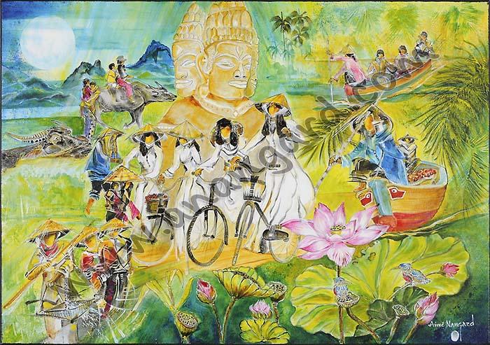 Souvenir du Viet Nam
