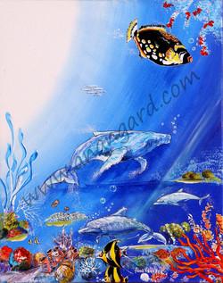 Clair de mer (41x51)