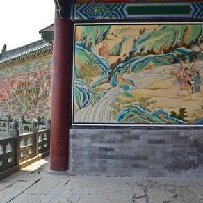 Yu Xu Palace, templo en la Ciudad de Wudang, China