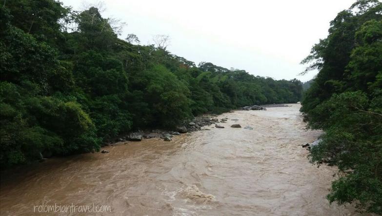 Río Mocoa, Putumayo