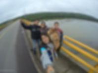 Puente Nowen y el río Guavire, la entrada a San José del Guaviare