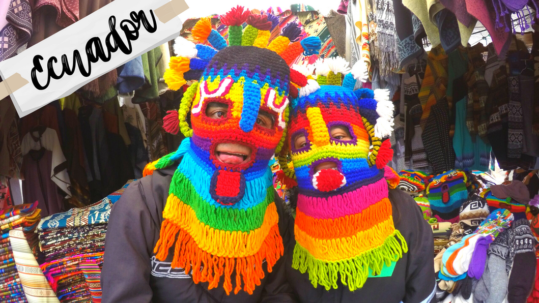 Nuestros viajes por Ecuador