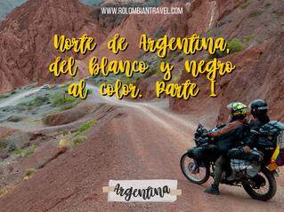 Norte de Argentina, del blanco y negro al color. Parte I