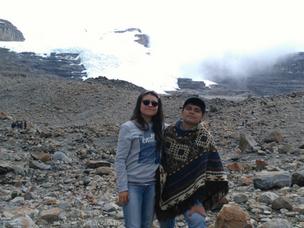 Pico Nevado Cóncavo, PNN El Cocuy