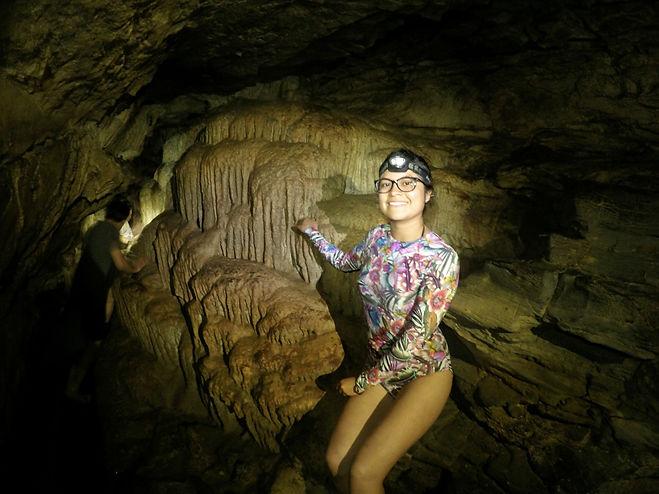 Cavernas de Jumandy en Archidona, Ecuador