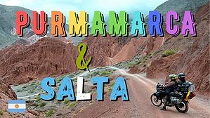 🇦🇷 Purmamarca & Salta, el inicio de un nuevo viaje 🏍 // CAP. 32