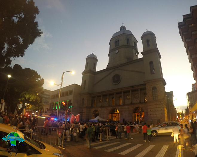 Catedral Nuestra Señora de la Pobreza en Pereira (Risaralda)