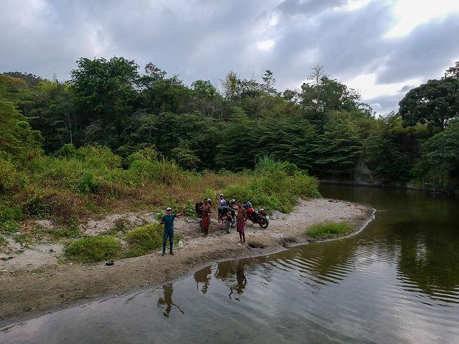 Pesca en Esmeraldas, Ecuador