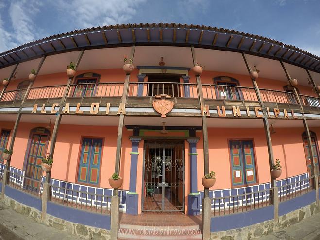 Alcaldía Municipal de Ráquira, Boyacá