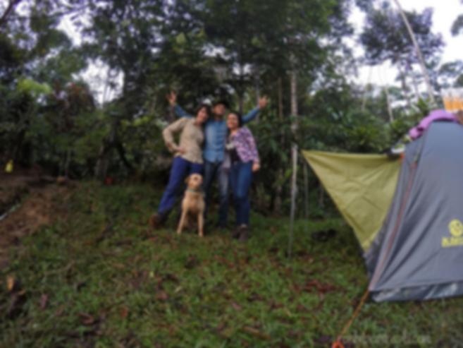 camping en fin del mundo putumayo hostel huaca-huaca