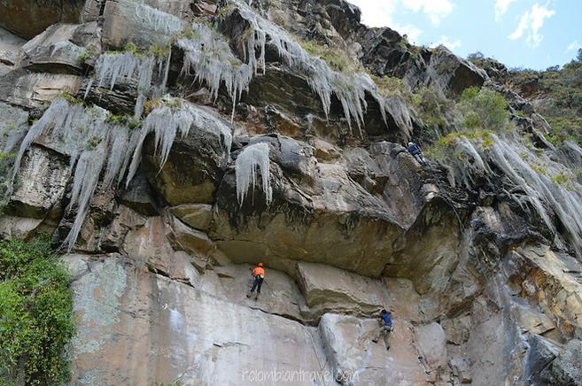 Escalada en Rocas de Suesca