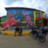 Casa de Nairo Quintana en Cómbita, Boyacá