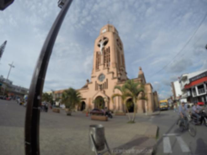 iglesia jesus maria y jose en quimbaya quindio