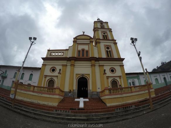 Iglesia de El Cocuy (Boyacá)