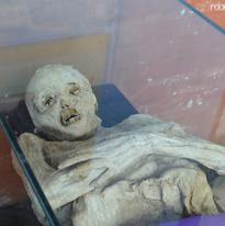 San Bernardo, en Colombia las momias sí existen