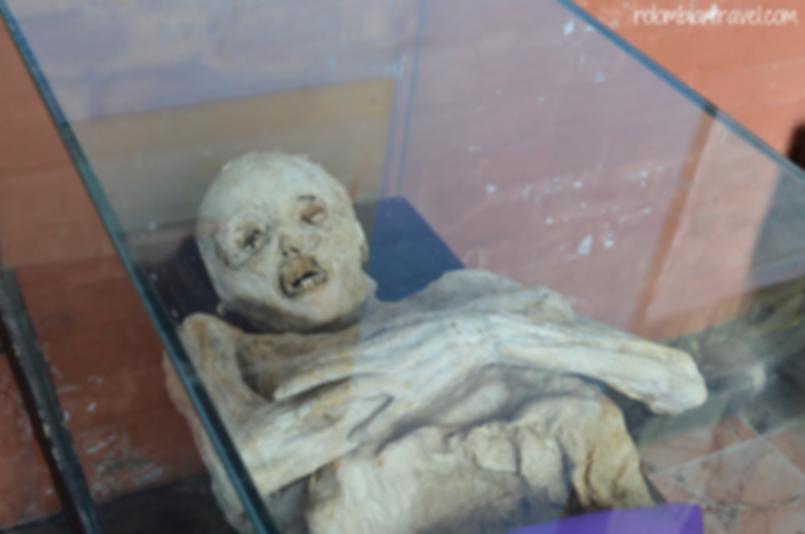 museo de momias en san bernardo cundinamarca