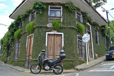 Barrio San Antonio en Cali, Valle del Cauca, Colombia