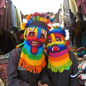 Del Tulcán a Otavalo (Ecuador)