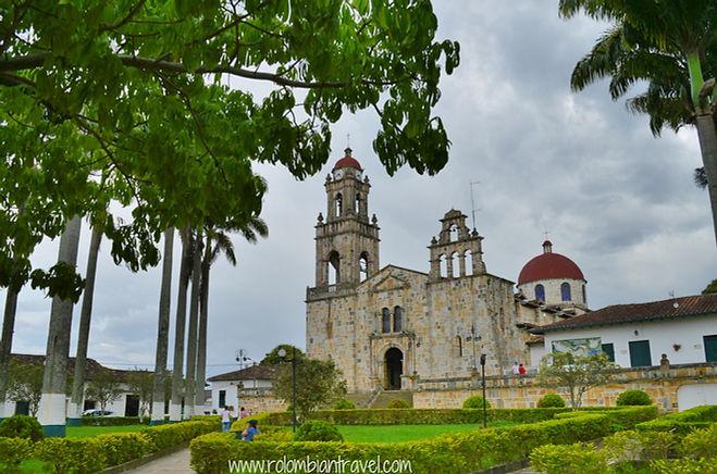 Iglesia Nuestra Señora de Guadalupe en Santander