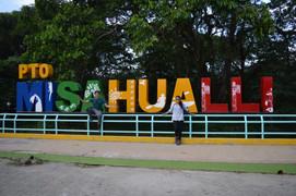 Puerto Misahuallí en Ecuador