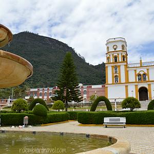 Pueblos ruta PNN El Cocuy-Belén (Boyacá)