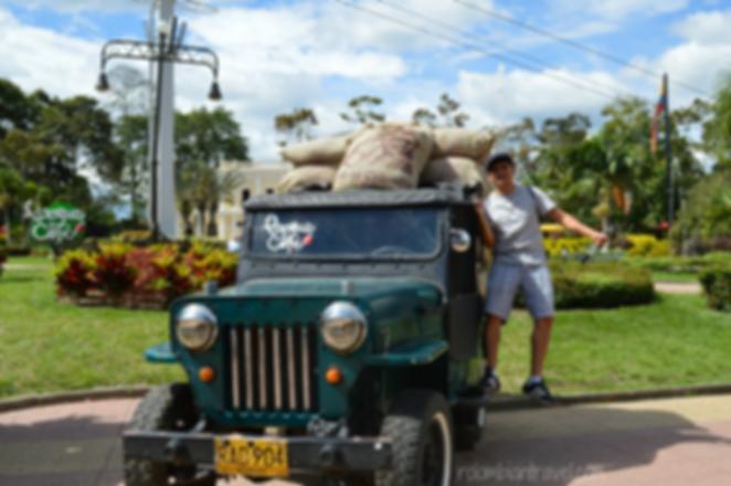 jeep willys transporte tradicional del eje cafetero