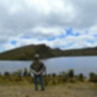 Laguna de Chisacá en Páramo de Sumapaz