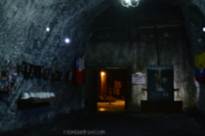 locacion pelicula los 33 mina de sal de nemocon