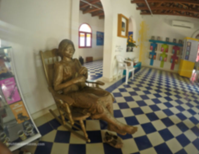 Casa del Telegrafista en Aracataca, Magdalena