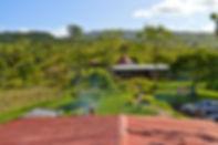 Vista de la finca Maravillas del Güejar en Lejanías, Meta