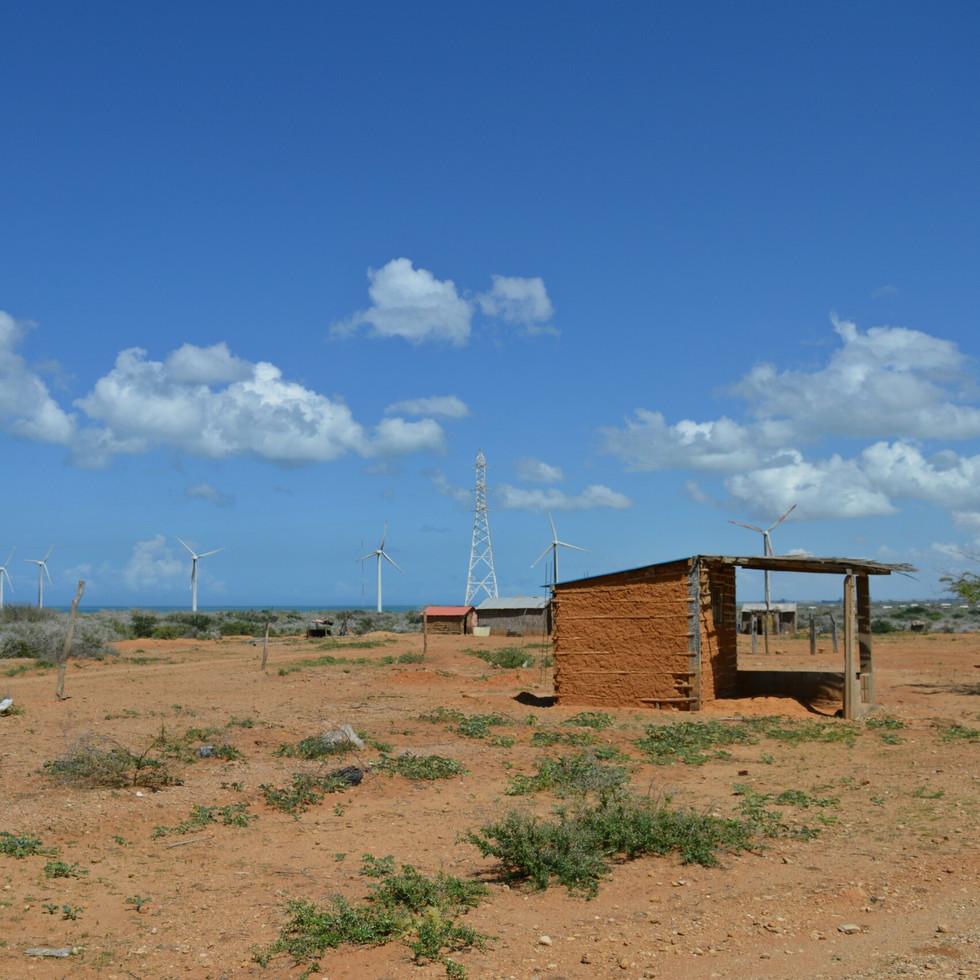 Parque Eólico Jepirachi (La Guajira)