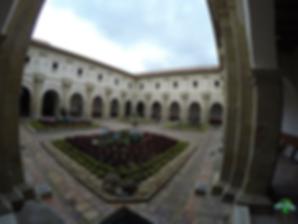 museo convento de los franciscanos en mongui