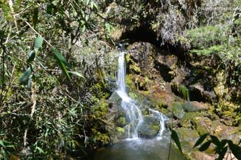 Cascada del Oso, Páramo de Guacheneque, Villapinzón