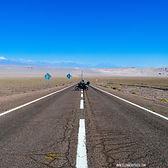 Recorriendo el Norte de Chile en moto