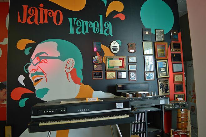 Museo Jairo Varela en Cali, Valle del Cauca, Colombia