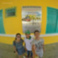 Estación del tren en Aracataca, Magdalena