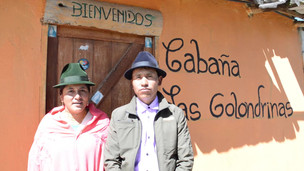 Video promocional Hostal Las Golondrinas