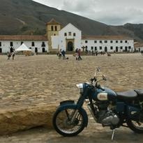 Villa de Leyva, la plaza blanca