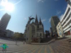 catedral en manizales caldas