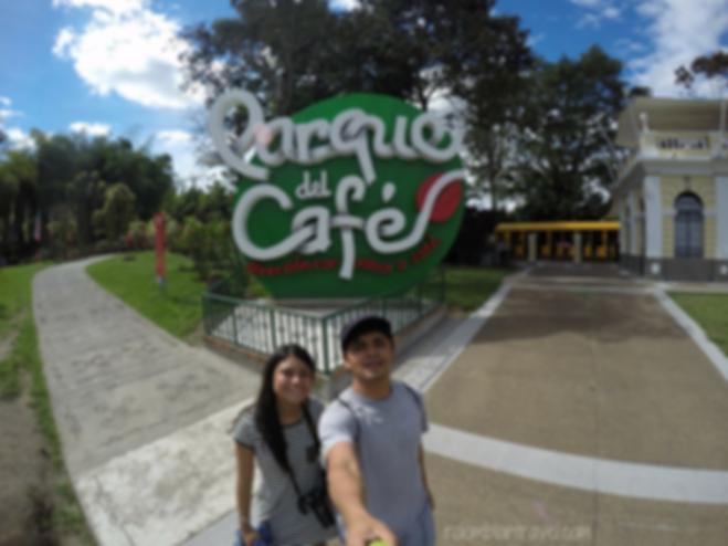 parque del cafe en montenegro quindio