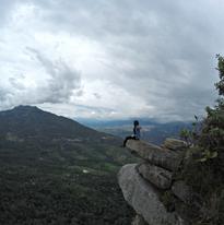 Cerro de Quininí: cuán pequeño es el lugar que ocupamos en este mundo
