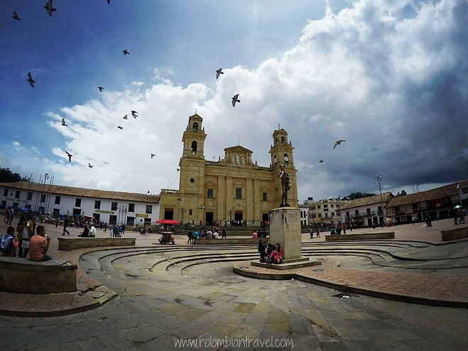 Basílica de Nuestra Señora del Rosario de Chiquinquirá, Boyacá