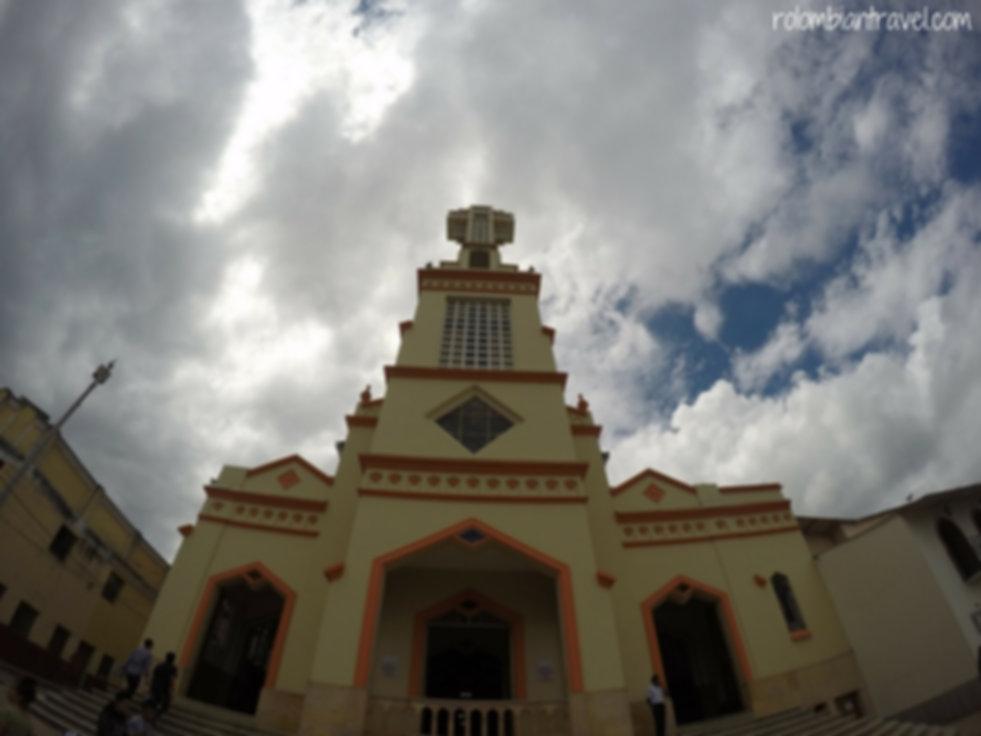 iglesia de san bernardo cundinamarca