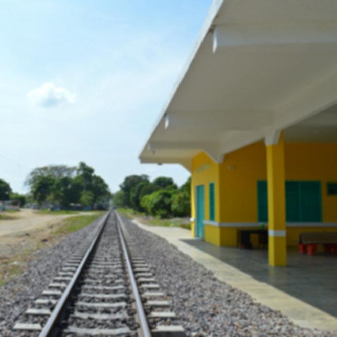 Estación del tren de Aracataca, Magdalena