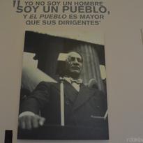 asa Museo Gaitán, tras los pasos de un pueblo no de un hombre