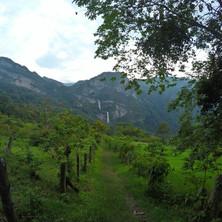 Ventanas de Tisquizoque en Florián, Santander