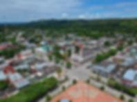 Vista panorámica de Lejanías, Meta
