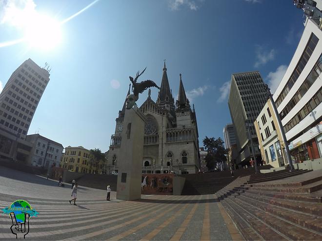 Catedral Basílica Nuestra Señora del Rosario de Manizales (Caldas)